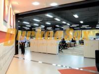 迪拜LG总部办公室使用索斯风管 (1)