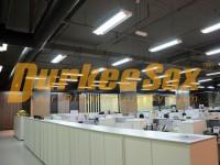 迪拜LG总部办公室使用索斯风管 (2)
