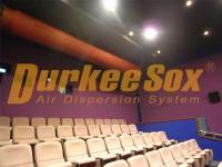 光谷电影院使用布风管