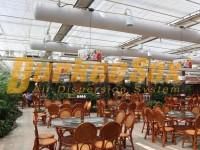 泉怡园农庄生态餐厅索斯风管应用